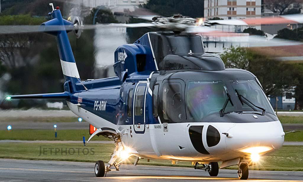 Helicóptero Aeromaster