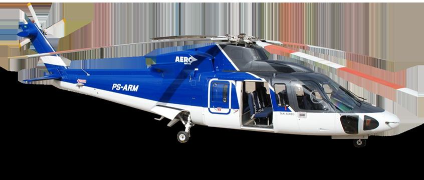 Helicóptero S76 Aeromaster